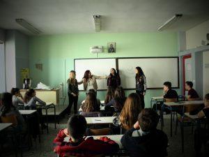 Ενδοσχολική επιμόρφωση στις Σέρρες